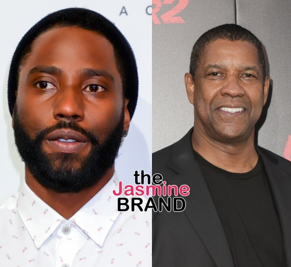 Denzel Washington Happy Son John David Quit Football & Started Acting: He Broke His Collar Bone & Had Multiple Concussions