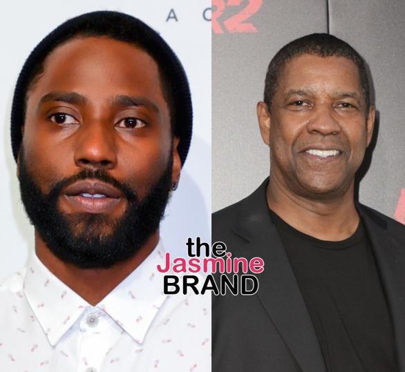 Denzel Washington Happy Son John David Quit Football & Started Acting: He Broke His Collar Bone & Had Multiple Concussions