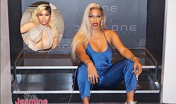 Joseline Hernandez Calls Out Nicki Minaj: You Know What You Did To Me!