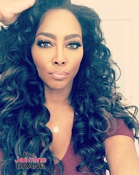 EXCLUSIVE: Kenya Moore Fans Spotted Protesting At BRAVO!