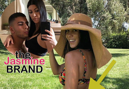 "Kourtney Kardashian's Boyfriend Doesn't Approve Of Her Thong Bikini – ""That's what you need to show to get likes?"""