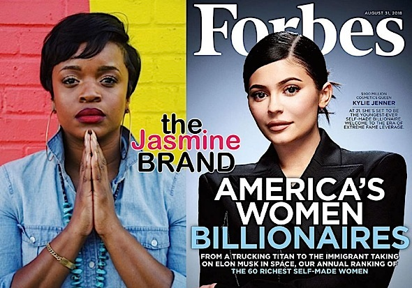 Kylie Jenner & Her Family Use Culture Appropriation To Acquire Money & Fame, Says Black Lives Matter Activist