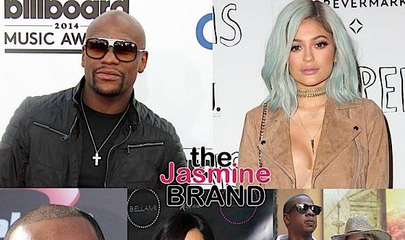 Floyd Mayweather Tops List of Highest Paid Celebs + Kylie Jenner Beats Out LeBron James, Kim Kardashian, Jay-Z & Beyonce