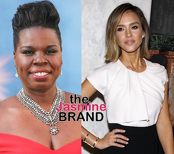 Leslie Jones Slams Jessica Alba's Company: They're Not Doing Good Business!
