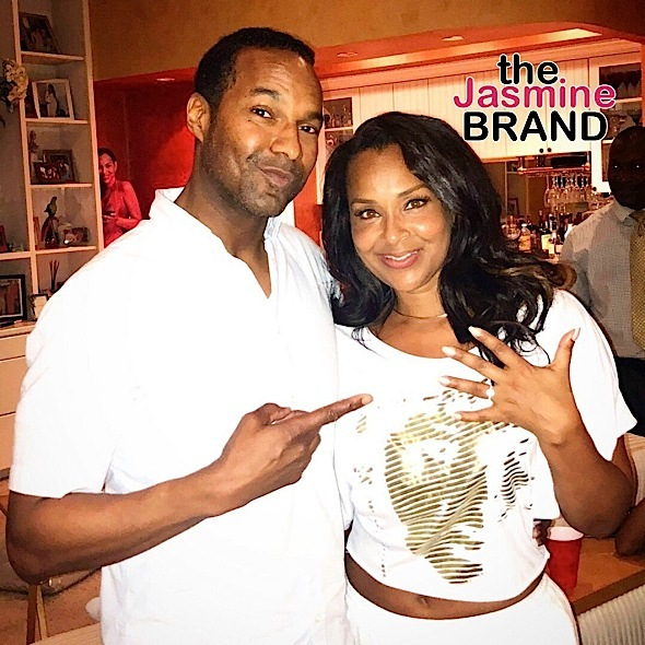 LisaRaye Officially Gets Engaged To Anthony Bryant On Social Media [VIDEO]