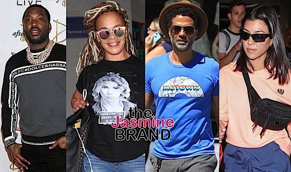 Trey Songz, Nicole Scherzinger, Meek Mill, Faith Evans, Eric Benet, Kourtney Kardashian [Celebrity Stalking]