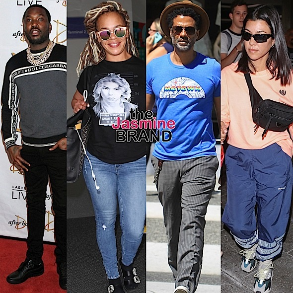 Trey Songz, Nicole Scherzinger, Meek Mill, Faith Evans, Eric Benet, Kourtney Kardashian [Celebrity Stalking]