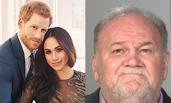 Meghan Markel's Dad Pleads For Daughter To Speak To Him: I'm Her Father