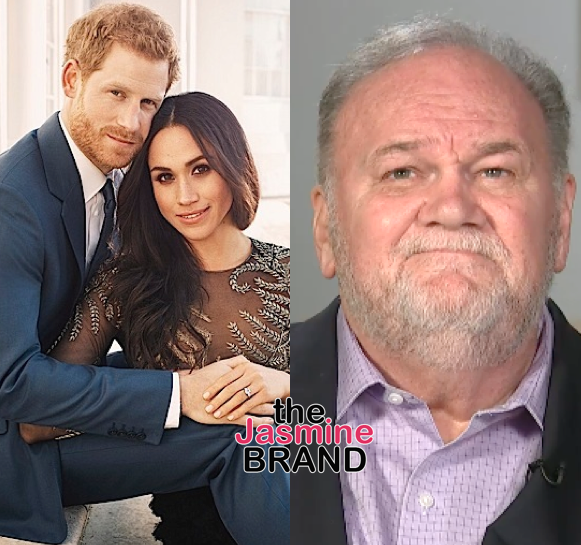 Meghan Markle's Father Reveals Private Notes From Her: I Have Been Frozen Out & Can't Remain Silent!