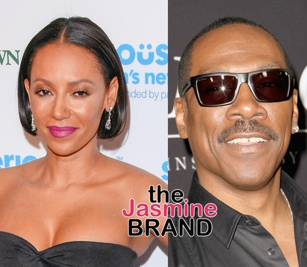 Mel B Has A Gag Order, Not Allowed To Discuss Eddie Murphy In New Book