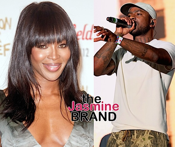 Naomi Campbell Shuts Down Rumors That She No Longer Speaks To Ex-Boyfriend Skepta: All Love