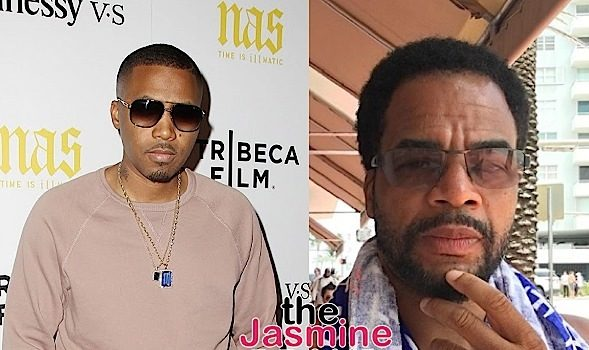 DJ Nabs Says His Girlfriend Is Cheating On Him w/ Nas, Apologizes To His Wife