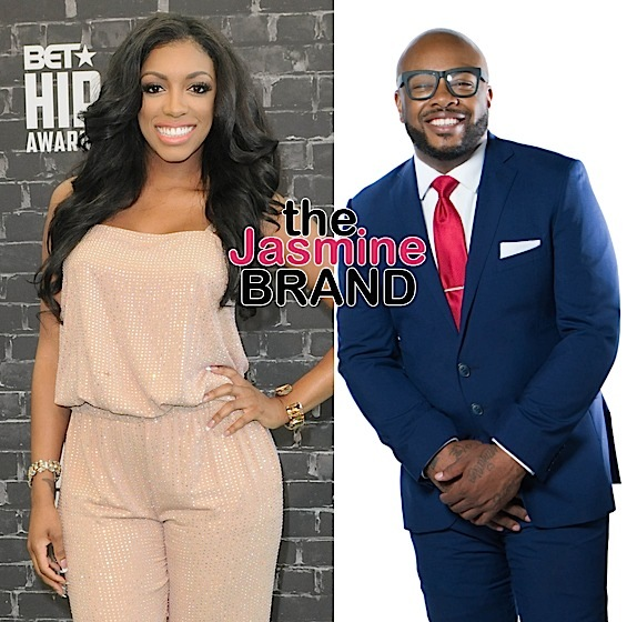 Porsha Williams Gives Ex Dennis McKinley A Generic Birthday Shout Out & Fans Think It's Hilarious
