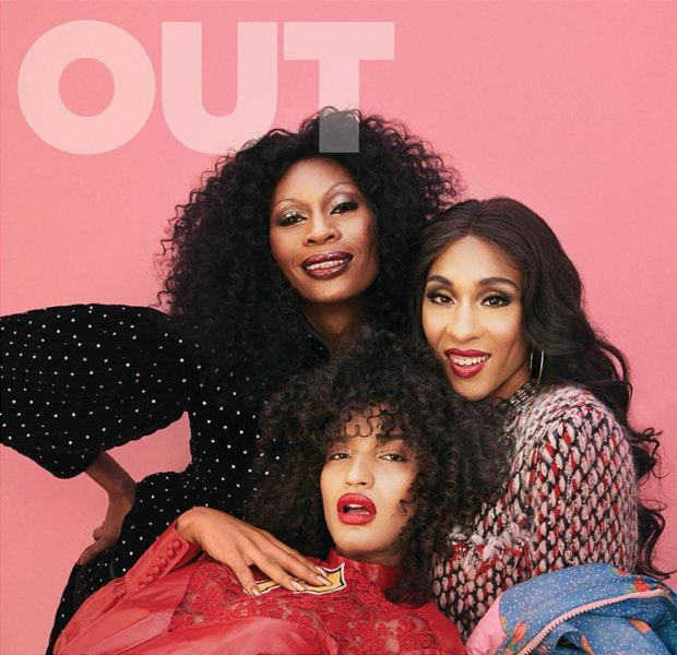 'Pose' Stars MJ Rodriguez, Dominique Jackson & Indya Moore Serve Cover Realness