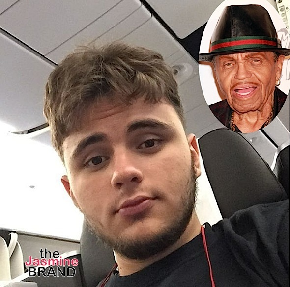 Prince Jackson Lashes Out Over Joe Jackson Critics- You Won't Ever Be Great As One Of That Man's F*cking Balls!