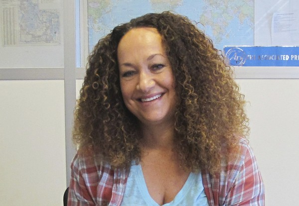 Rachel Dolezal Booked On Welfare Fraud Charges