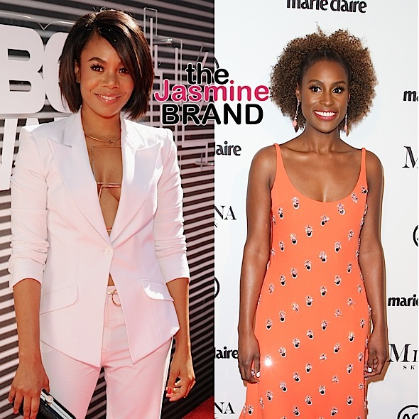 Regina Hall Jokes – I Met Issa Rae While She Was Homeless At A Stop Light