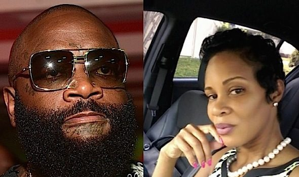 Rick Ross Paying Child Support Late, Not Calling Son Says Baby Mama