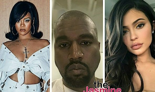 Rihanna, Kanye West, Kylie Jenner Named 'Top 25 Most Influential People On The Internet'