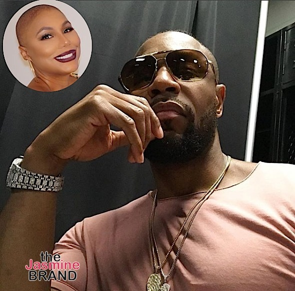 Tank Calls Out Tamar Braxton For Firing Band: Don't Attack Them On Social Media!