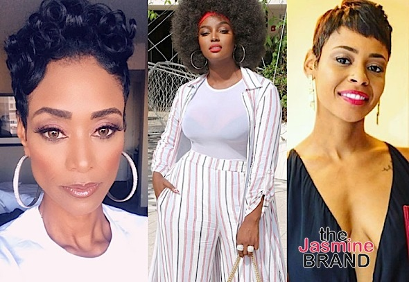 EXCLUSIVE: Tami Roman, Amara la Negra & Erica Peeples Star In New Movie 'Fall Girls'