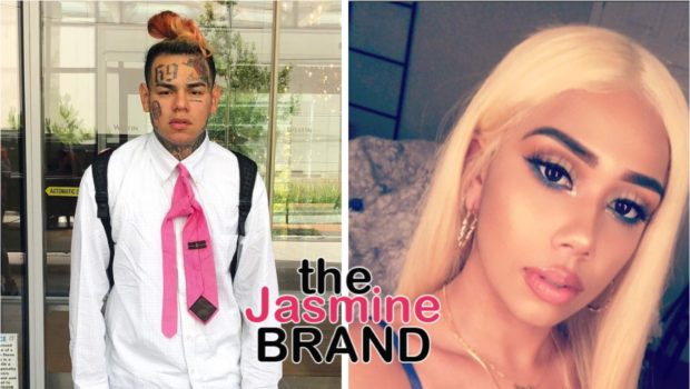 Tekashi 69 Enlists Security To Protect His Baby Mama Following Robbery