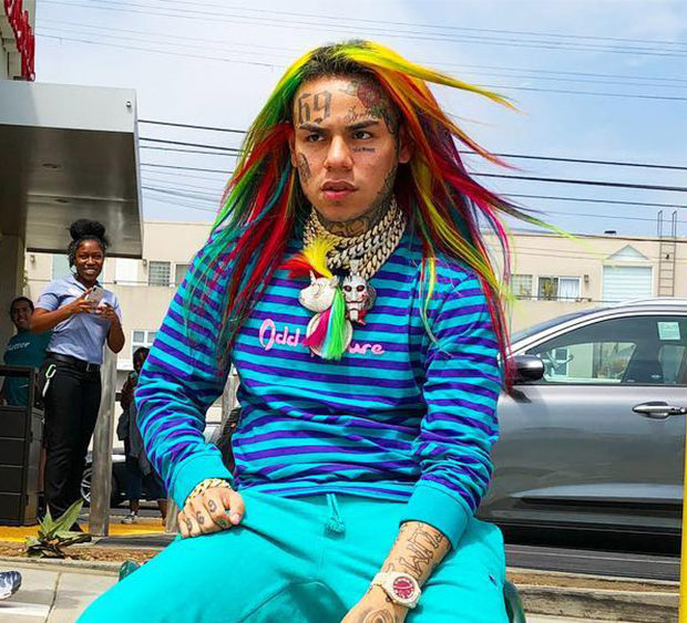 Tekashi 6ix9ine Pleads Not Guilty To Racketeering Charges, Trial Date Set For September 2019