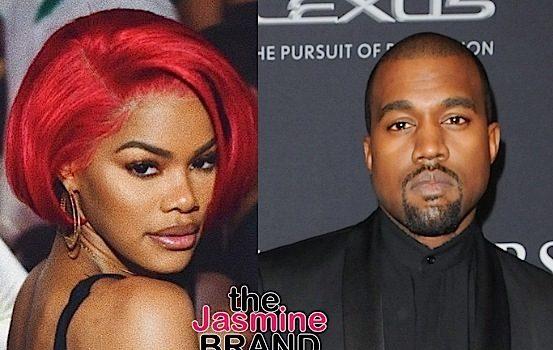 Teyana Taylor Says She Appreciates Kanye, But Is 'Hurt' Over Album