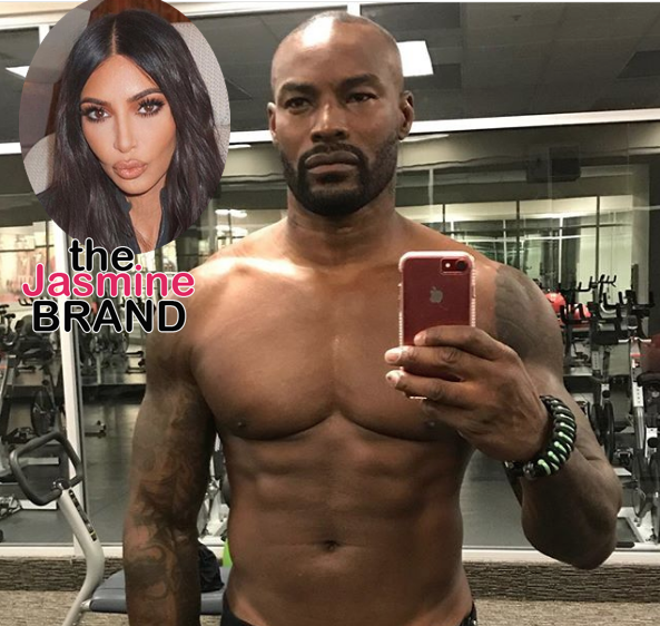 Tyson Beckford Shades Kim Kardashian's 'Fake' Body, Reality Star Questions His Sexuality