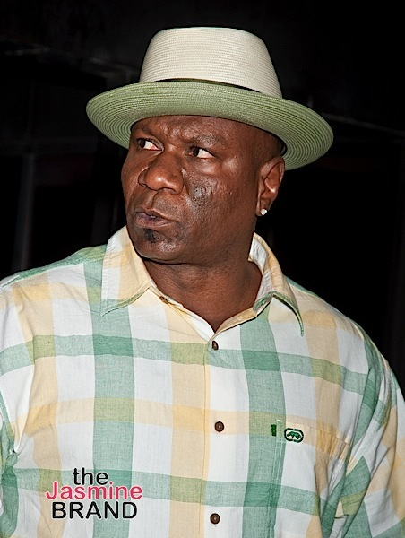 Ving Rhames Held At Gunpoint In His Own Home By Cops: I Opened The Door & They Put A Gun In My Face
