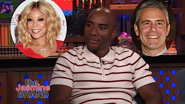 Andy Cohen & Charlamagne Blame Wendy Williams' Husband Over Fall-Out