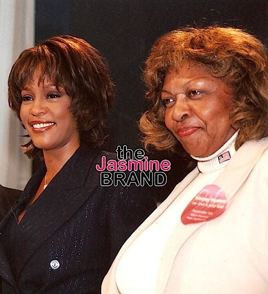 Cissy Houston Feels 'Shock & Horror' Niece Allegedly Molested Whitney Houston: It's Not Fair To Dee Dee Warwick Or My Daughter!