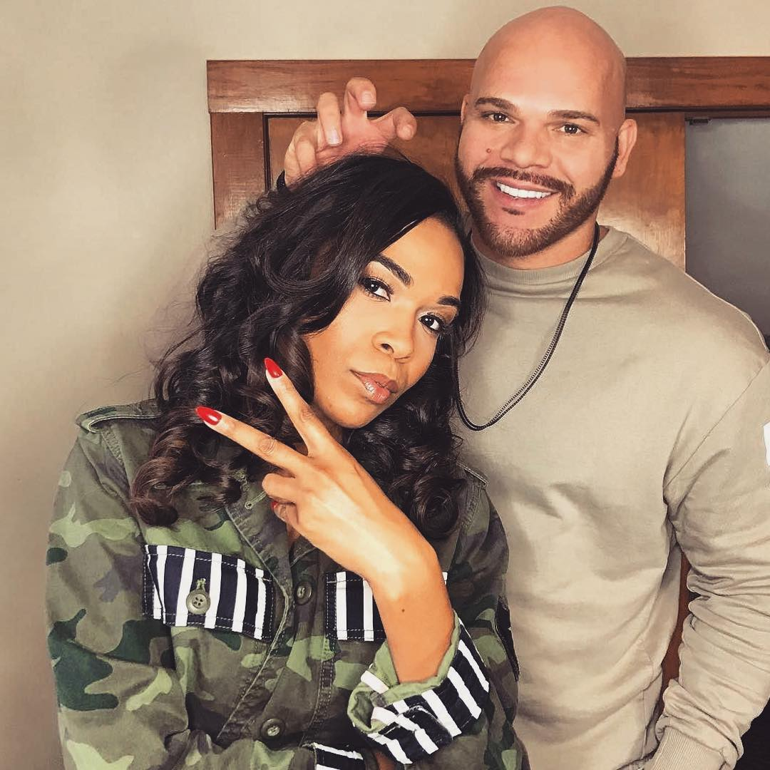 Michelle Williams & Her Fiancé Abstaining From Sex Until ... K Michelle And Chad Johnson