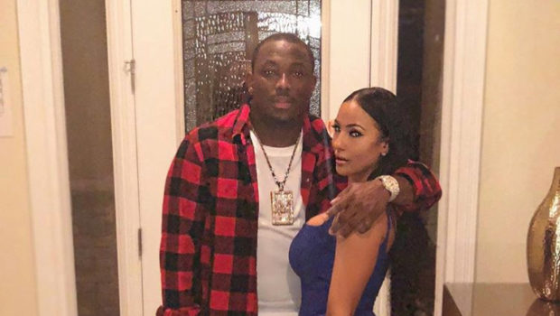 Delicia Cordon Sues Ex-Boyfriend LeSean McCoy, Says he Beats His Son & Dog