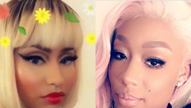 Nicki Minaj To Jessica Dime, 'Suck My D**k Hoe!'