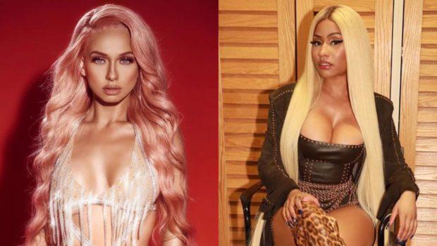 Mariah Lynn Claims She Can Out-Rap Nicki Minaj, Songwriter Comes Forward Says Lynn Doesn't Write Her Music