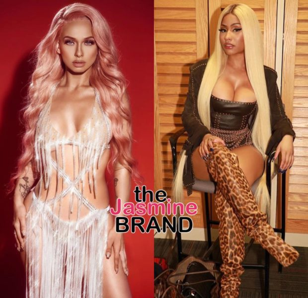Mariah Lynn Claims She Can Out-Rap Nicki Minaj, Songwriter Comes Forward Says Lynn Doesn't Write Her Music