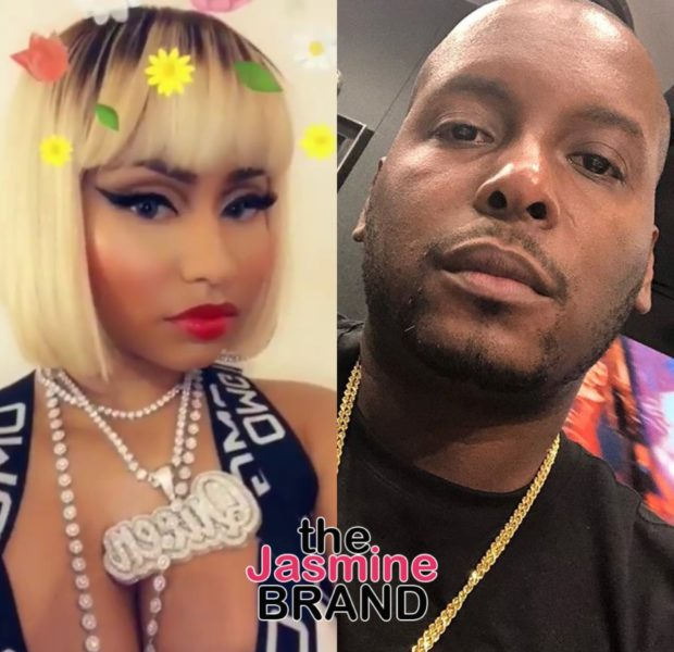 Nicki Minaj Accused of Lying On DJ Self, DJ Envy Chimes In- We'll Stop Playing Her Music If She's Threatening DJs!