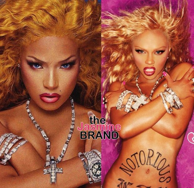 "Stefflon Don Pays Homage To Lil Kim, But Is Pissed Cover Leaked: ""I Had Plans Around It!"""