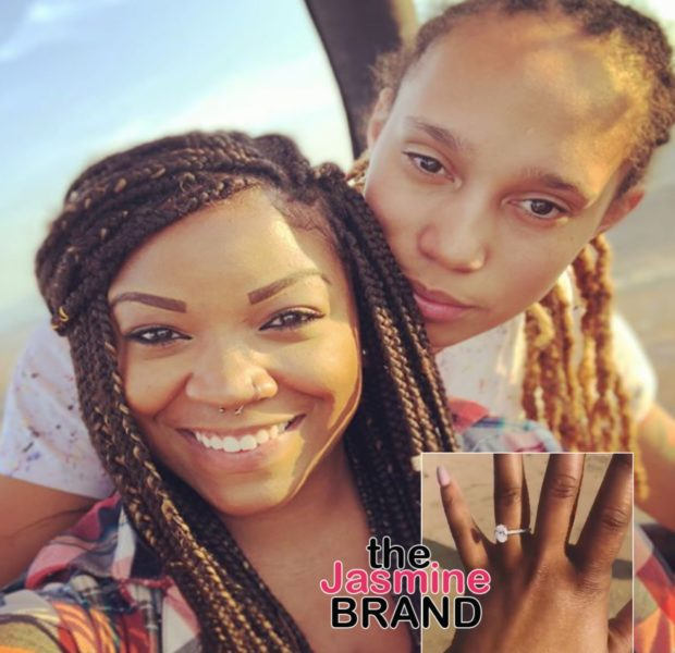 WNBA Star Brittney Griner Gets Engaged Again, Two Years After Divorce