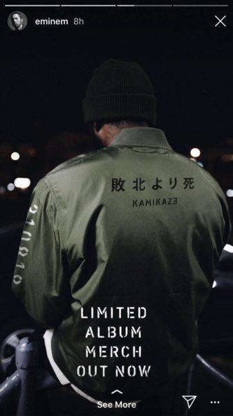 Eminem Releases Surprise