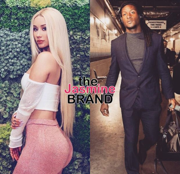 Iggy Azalea & NFL'er DeAndre Hopkins Confirm They're Single, After Previously Admitting They Were Dating