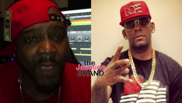 R. Kelly's Brother Releases Diss Track, Says Singer Gave Women STDs [New Music]