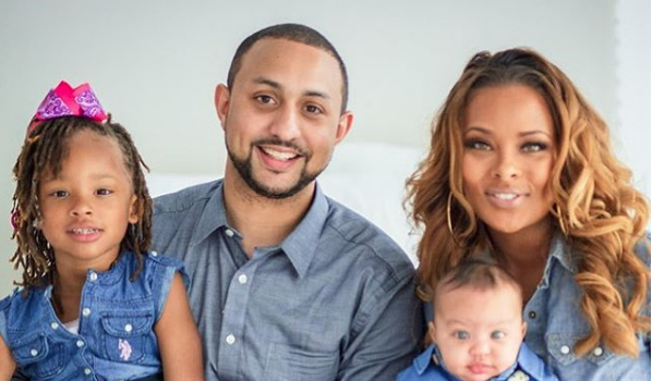 Eva Marcille Officially Debuts Her Infant Son In Family Photo