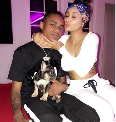 Blac Chyna's 19-Year-Old YBN Almighty Jay Boyfriend Jokingly Refers To Himself As Her Son