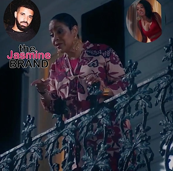 Phylicia Rashad Tells Drake To 'Carry His A$$ On' + Lala Says Working w/ The Actress Was A 'Dream'