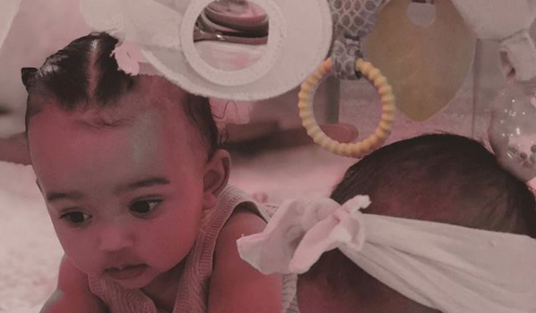 Kardashian Babies Chicago West & True Thompson Are Adorable!