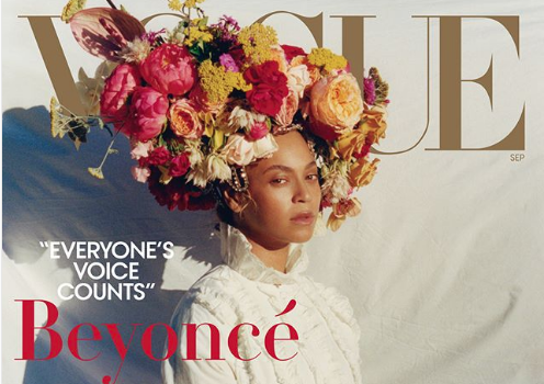 Beyonce Stuns In Two VOGUE Covers [Photos]