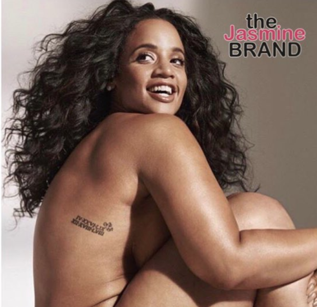 OITNB's Dascha Polanco Is Naked & Haute! [Stop & Stare]