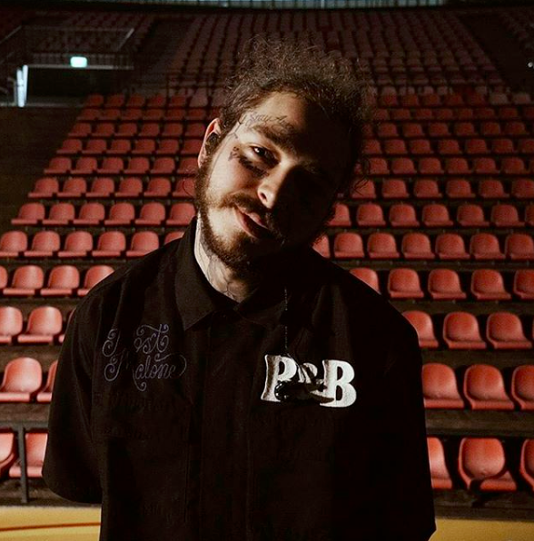 Post Malone's Private Jet Forced To Make An Emergency Landing After Tires Blow Out During Takeoff